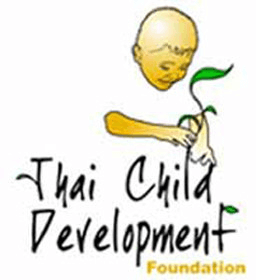 Logo Thai Child Development Foundation